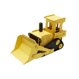 建設機械・重機 ペーパークラフト Cars Craft BULLDOZER(ブルドーザー)CC-K3