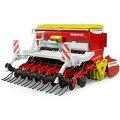 農業機械はたらく自動車ミニカー3歳男の子ブルーダー【あす楽】BRUDERPottingerVitasem302ADDハローマウントシードドリル02347