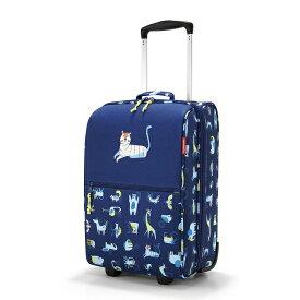キッズ ファミリーバッグ reisenthel ライゼンタール ABCフレンズ トローリーXSキッズ BLUE IL4066