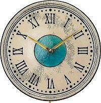 ザッカレラ掛時計(振り子付き)クオーツ(イタリア製)ZC152-001[送料無料]