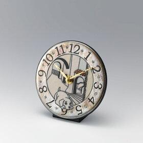ザッカレラ掛時計(クオーツ)(陶器:イタリア製)ZC907-003[送料無料]