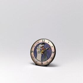 ザッカレラ掛時計(クオーツ)(陶器:イタリア製)ZC936-004[送料無料]