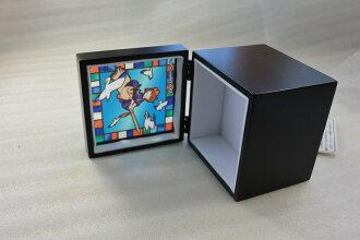 """魔女的宅快遞信八音盒""""彩色玻璃型""""吉卜力工作室作品403264"""
