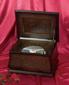 オルフェウス ディズニー 45弁卓上ディスクオルゴール サンキョー(日本) CD002S