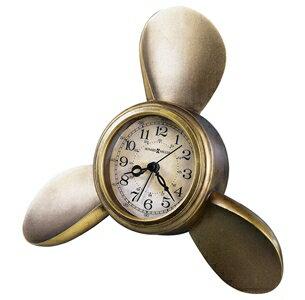 """ハワードミラー置き時計(目覚まし機能付き) HowardMiller """"PUROPELLER ALARM """" アメリカ製 645-525 [送料無料]"""