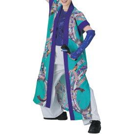 よさこい袖なし袢天 のしめ C20086【よさこい/踊り衣裳/お祭用品/まつり用品/お祭り】