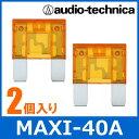 audio technica(オーディオテクニカ) MAXI-40A ヒューズ/ニッケルメッキ
