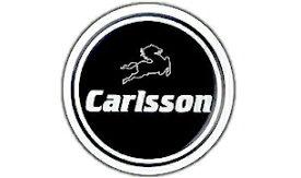 Carlsson(カールソン) ラウンドエンブレム Mercedes Benz ベンツ用ラウンドエンブレム(70mm)