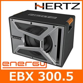 HERTZ(하트) EBX 300.5 30 cm서브우퍼 탑재 저음용 스피커 BOX