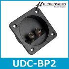 μ-DIMENSION(ミューディメンション)UDC-BP2スピーカービンディングポスト