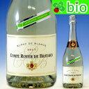 コンテ・ロワイエ・ド・ブラヴァー ブラン・ド・ブランNVルイ・ブイユ Comte Royer De Bravard Blanc de Blanc【あす楽_土曜営業】