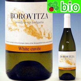 ブルガリア(白)ホワイト・キュヴェ[2016]ボロヴィッツァ White Cuvee Late Harvest Borovitza【あす楽_土曜営業】