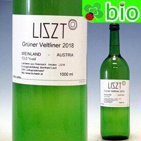 ≪1000ml≫グリューナー・ヴェルトリーナー[2018]ベルンハルト・リスト Grüner Veltliner Liszt【あす楽_土曜営業】
