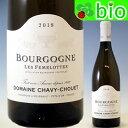 ブルゴーニュ・ブラン[2018]シャヴィ・シュエ Bourgogne Blanc Chavy Chouet【あす楽_土曜営業】