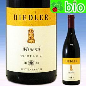 ピノ・ノワール ランゲンローイス・ミネラル (赤)[2018]ヒードラー Pinot Noir Langenlois Mineral Hiedler【あす楽_土曜営業】