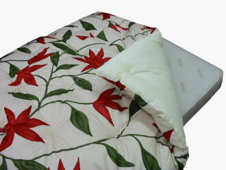 Natural material handmade cotton cotton quilt single long size 150 x 210 cm