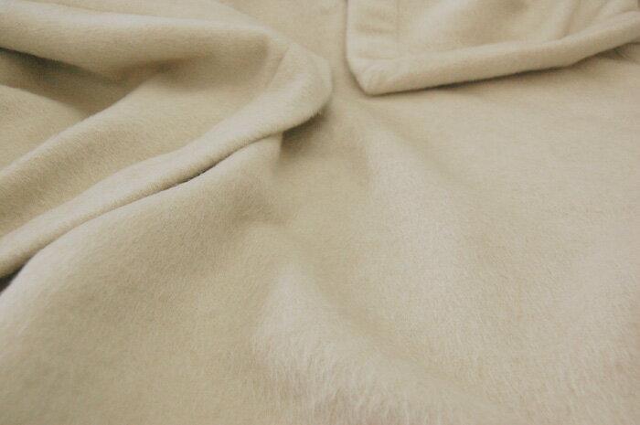京都西川 「繊維の宝石」カシミヤ毛布10001 カシミヤ100% シングルサイズ カシミヤだけで作った高級毛布 カシミア100%【送料無料】【RCP】