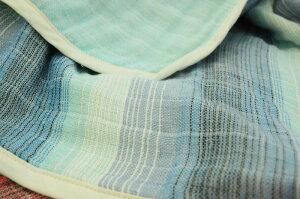 京都西川ナチュラルケットガーゼケットきょうのしつらえシングルサイズ140×190cm京の夏支度綿100%