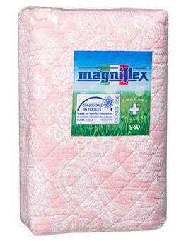 マニフレックスケット&シーツデザインキルト医療用脱脂綿をガーゼで包んだS・SDサイズ145cm×220cmワンウォッシュガーゼケット【Magniflex】脱脂綿綿100%のガーゼと綿100%の脱脂綿