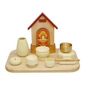 ペット祭壇 コンパクト祭壇 犬の見守り仏さま 祭壇セット
