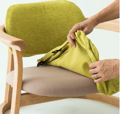 かに座PLUS 椅子用替カバー