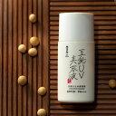 豆腐の盛田屋 豆乳UV美容液 自然生活(SPF25・PA+++)30mL