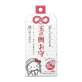 豆腐の盛田屋 玉の輿お守 豆乳よーぐるとぱっく 玉の輿 パウチセット 10g×5枚