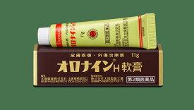 オロナイン H軟膏 11g 大塚製薬 第2類医薬品 定形外発送