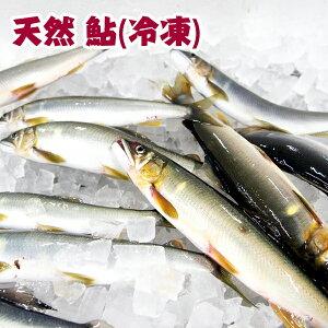 四万十川天然 鮎(冷凍)Sサイズ 5匹セット/1匹約70g〜90g/個包装
