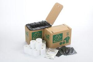 クリーンズファミリー MHCF-201 200m巻リサイクルパルプ100%使用トイレットペーパー 12本入/丸英製紙 災害時用トイレットペーパー 防災の日