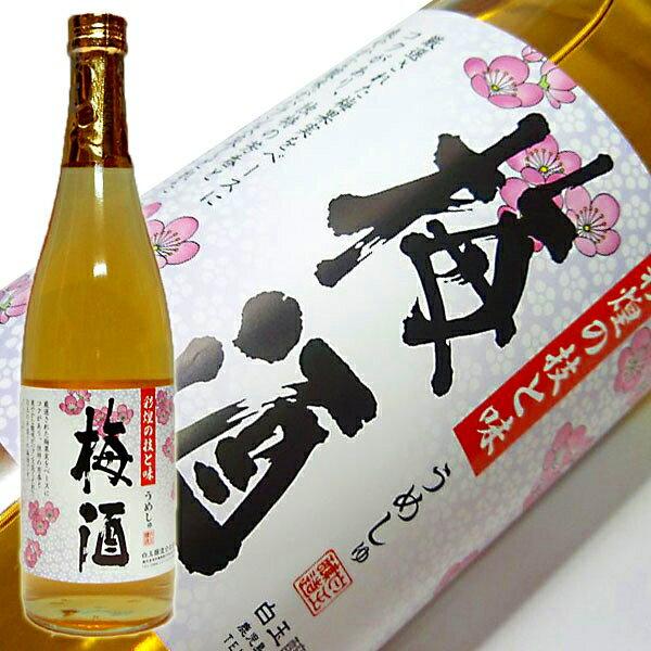 さつまの梅酒 720ml 白玉醸造