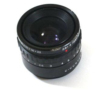Made in Germany 2.8 / 35 curtagon C Schneider lenses for M42 Schneider-Kreuznach C-Curtagon 1:02, 8 and 35 for M42