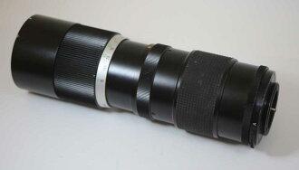 일본 제조 렌즈 벨러 플렉스 줌 4/90-210 M42 용 BEROFLEX AUTO TELE-ZOOM 1: 4 f = 90-210mm for M42