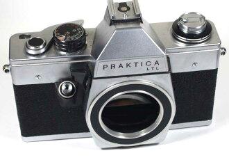 德国制造的相机 pentacon 实用 LTL M42 机 Pentacon Praktica LTL M42 身体
