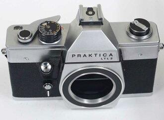 德國製造kamerapentakompurakuchika LTL M42機Pentacon Praktica LTL M42 Body