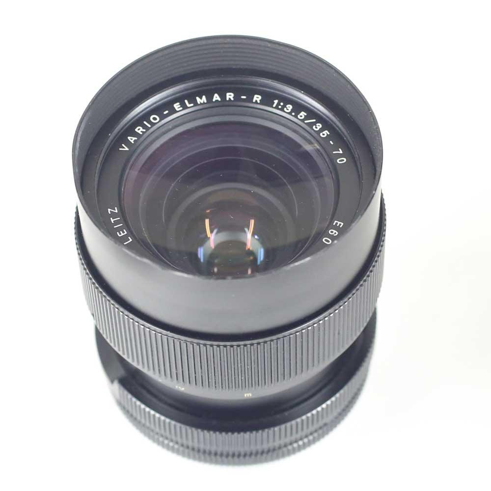 レンズ ライツ ヴァリオ-エルマーR 3.5/35-70 ライカR用Leitz VARIO-ELMAR-R 1:3.5/35-70 for leica