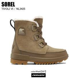 SOREL ソレル ティボリ ティボリ NL3425 297 スノーブーツ メンズ レディース ブランド
