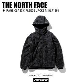 THE NORTH FACE ノースフェイス 94RAGE CLASSIC 94レイジクラシックフリースパンツ NL71961 AG アスファルトグレー ジャケット