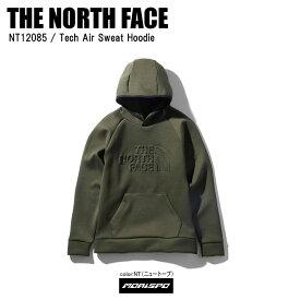 THE NORTH FACE ノースフェイス トレーナー TECH AIR SW HOODIE テックエアスウェットフーディー NT12085 ニュートープ