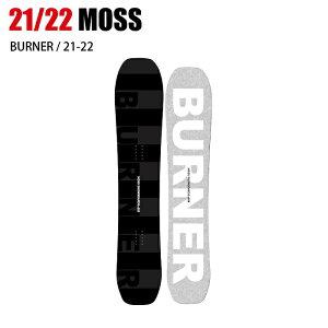 2022 MOSS モス BURNER バーナー 21-22 パウダー ボード板 スノーボード