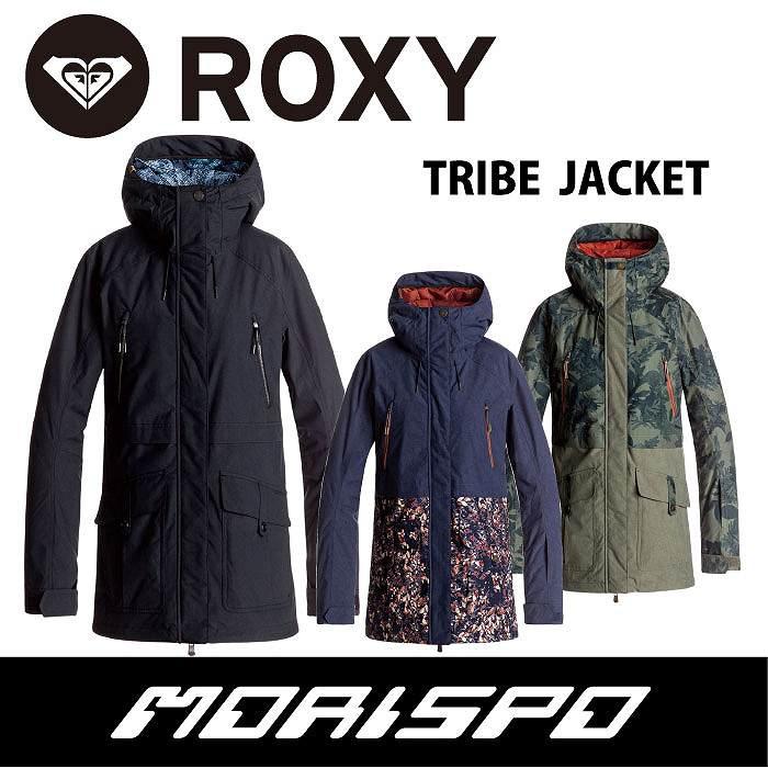 ROXY ロキシー TRIBE JACKET ERJTJ03120 17-18 [モリスポ] スノーボードウエア レディスジャケット スノボ スキーウエア