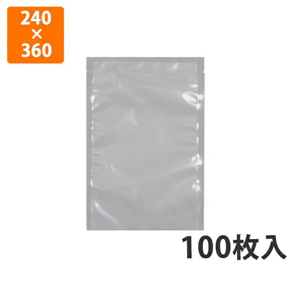 【ナイロンポリ袋】(真空パック)新Lタイプ(No.17)240×360mm 100枚入り