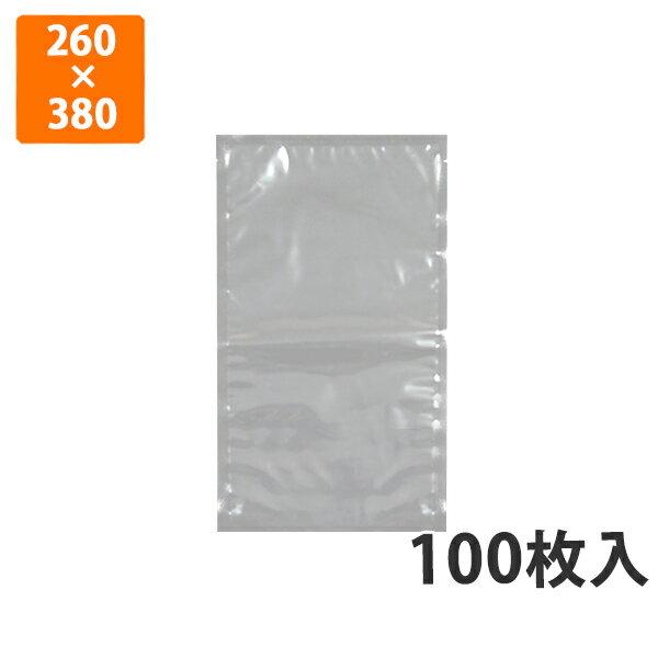【ナイロンポリ袋】(真空パック)新Lタイプ(No.18)260×380mm 100枚入り