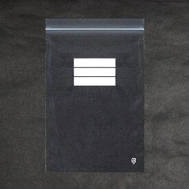 【チャック付きポリ袋】ユニパックマーク(MARK-8B)0.08×60×85mm(200枚入り)厚手