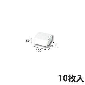 【箱】 フリーBOX F-82 100×100×50 (10枚入)