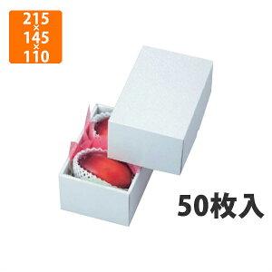 【化粧箱】LTO-19パール マンゴー2ヶ 215×145×110mm(50枚入)【代引不可】