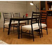 ダイニングチェアArdia2脚セットチェアイス椅子無垢1人掛けファブリックPUレザー木製モダンテイストダイニング北欧テイストインテリア家具北欧モダンアルモニア新生活