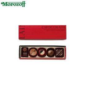 モロゾフ プレーンチョコレート 31g/6個入《バレンタインチョコレート》