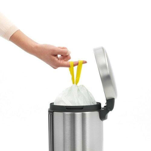 【送料無料】ゴミ箱ダストボックスニューアイコンペダルビンNewIconPedalBin12Lブラバンシアbrabantia分別蓋つきスムーズな開閉静音スタイリッシュ通販楽天