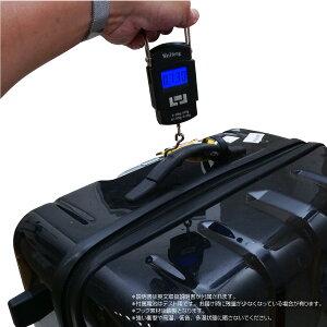デジタルスケール はかり デジタル スーツケース などに 5g 〜 50kg _75103